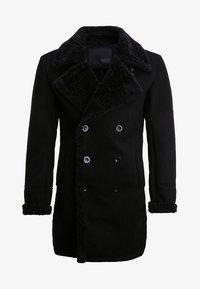 INDICODE JEANS - JOVANI - Short coat - black - 5