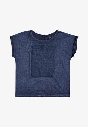 SUMMERTIME HAPPINESS  - Print T-shirt - mood indigo