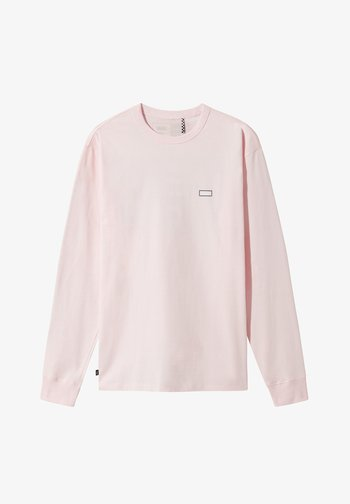 MN OFF THE WALL CLASSIC GRAPHIC LS - Basic T-shirt - vans cool pink