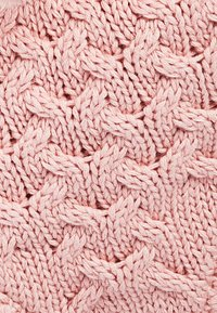 Next - DOUBLE POM CABLE TRAPPER  - Muts - pink - 1