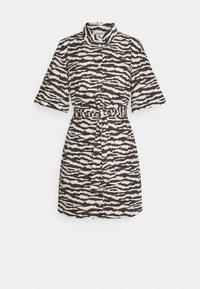 EDITED - ROSALEE DRESS - Maxi dress - black - 0