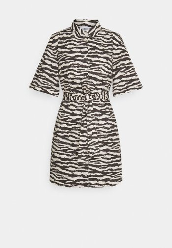 ROSALEE DRESS - Maxi dress - black