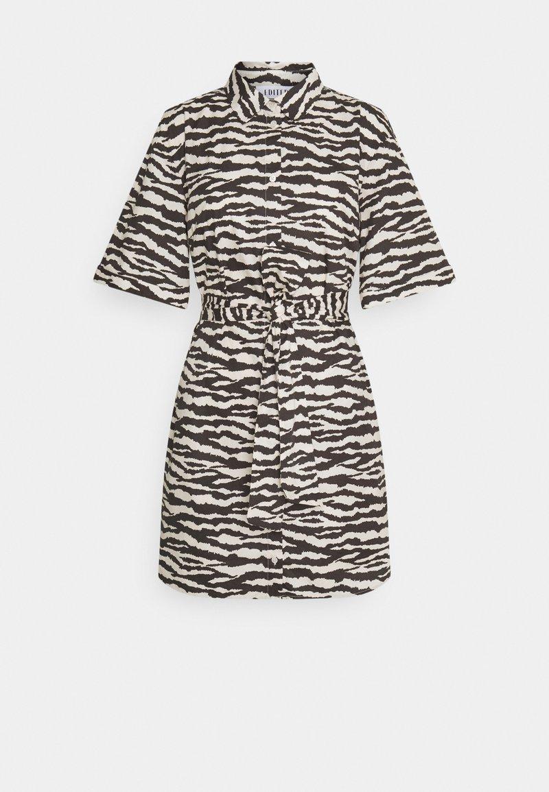 EDITED - ROSALEE DRESS - Maxi dress - black
