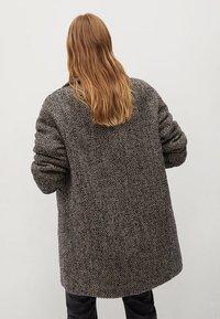 Mango - Winter coat - grijs - 2