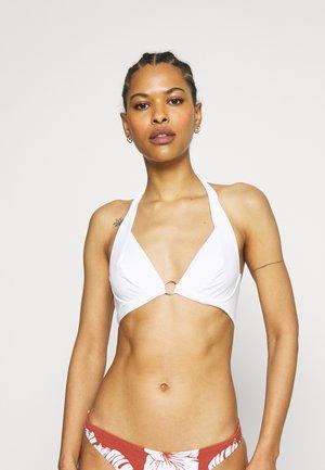 NECKHOLDER - Bikini top - weiß
