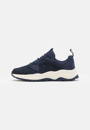 TREE RACER - Sneakersy niskie - navy
