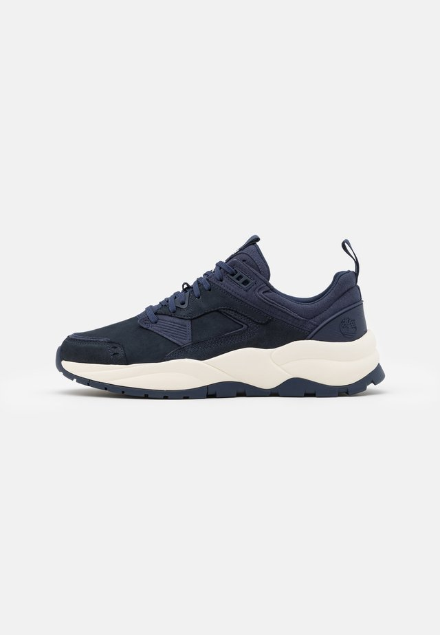 TREE RACER - Sneakers laag - navy