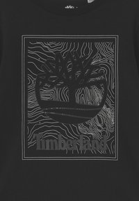 Timberland - LONG SLEEVE - Long sleeved top - black - 2