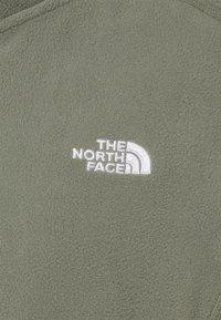 The North Face - GLACIER FULL ZIP - Fleecetakki - agave green - 2