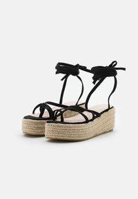 BEBO - LINDSEY - T-bar sandals - black - 2