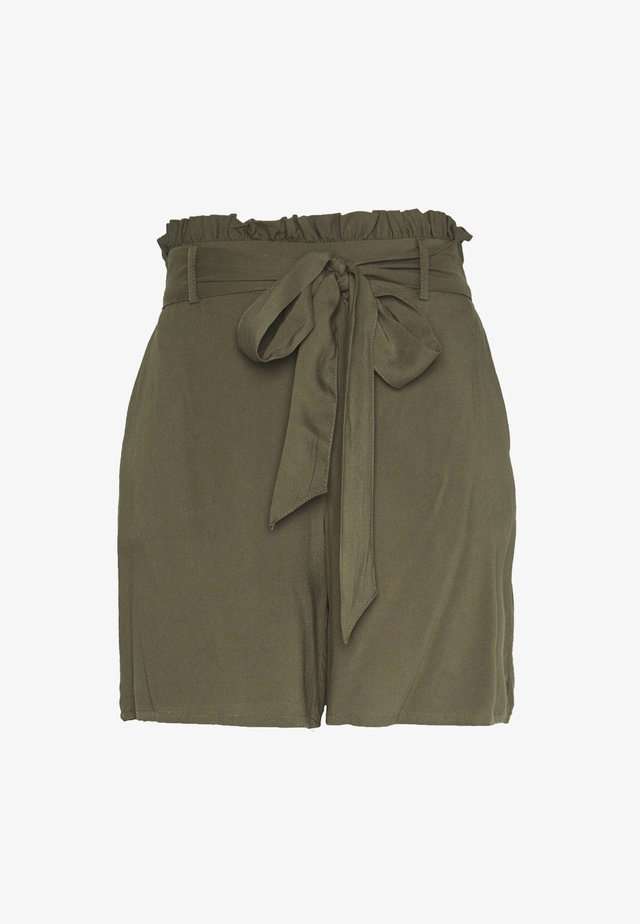 VMSIMPLY EASY LONG - Shorts - ivy green