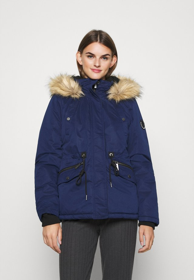 ALPINE JACKET - Kurtka zimowa - regal navy