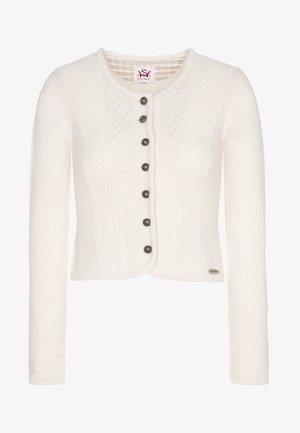 BONN - Cardigan - white
