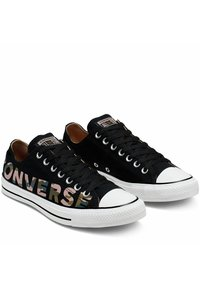 Converse - CHUCK TAYLOR ALL STAR WORDMARK - Baskets basses - schwarz - 2