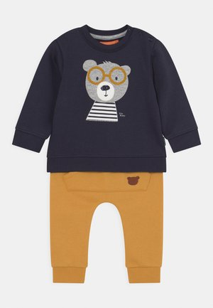 SET - Sweatshirt - dark blue
