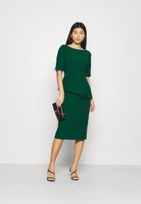 Ted Baker - ROMOLAA - Shift dress - dark green - 1