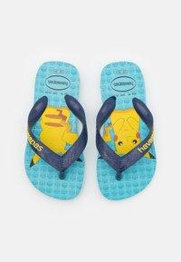 Havaianas - POKEMON - T-bar sandals - blue - 0