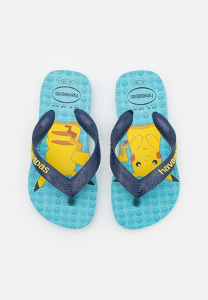 POKEMON - T-bar sandals - blue