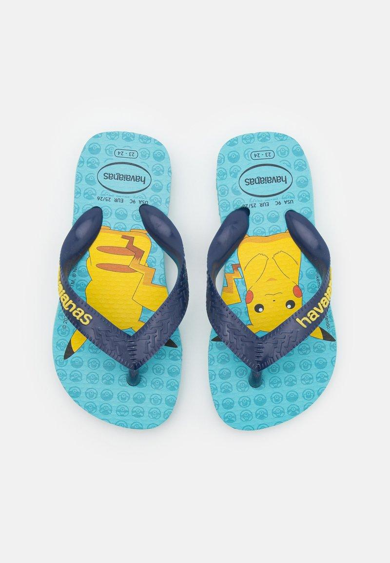 Havaianas - POKEMON - T-bar sandals - blue