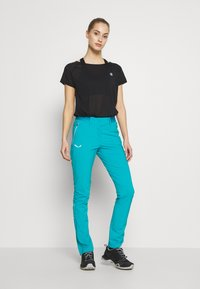 Salewa - PEDROC  - Outdoor trousers - ocean - 1