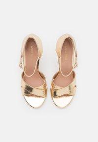 Anna Field - High heeled sandals - gold - 5