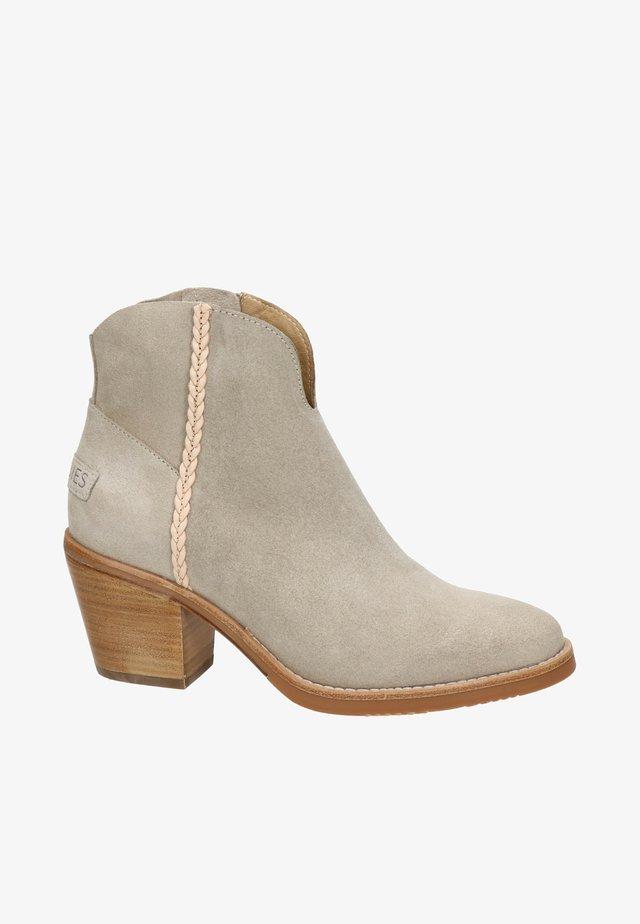 Korte laarzen - grijs