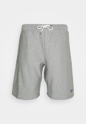 TRAINING - Teplákové kalhoty - andover heather