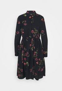 Vero Moda Tall - VMGALLIE DRESS  - Shirt dress - black - 4