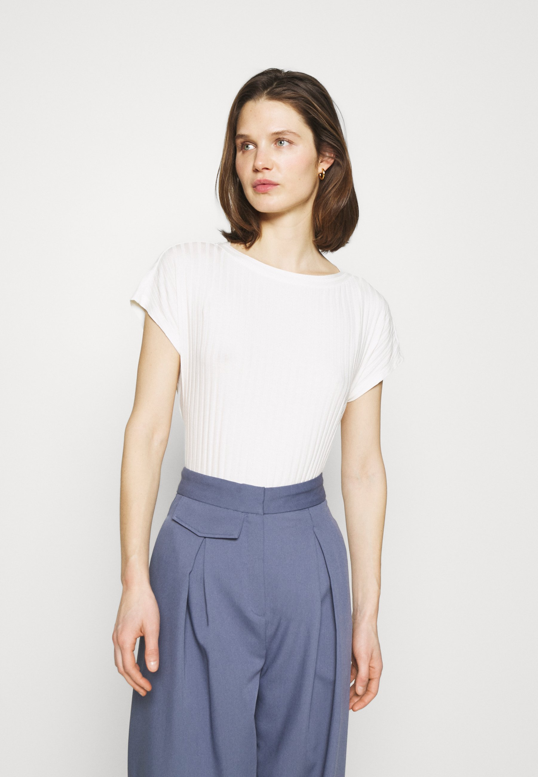 Damen OVERDROPPED TEE - T-Shirt basic