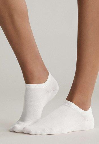 5 PACK - Trainer socks - white