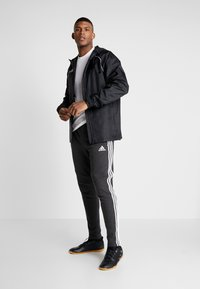 adidas Performance - TIRO19 FT PNT - Pantalon de survêtement - dark grey - 1