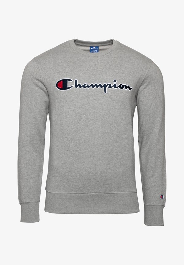 Champion Bluza - grey/szary Odzież Męska QRCQ