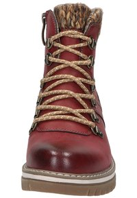 Bama - Ankle boots - bordeauxrot 51 - 4
