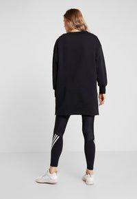 adidas Performance - TUNIC - Sweater - black - 2