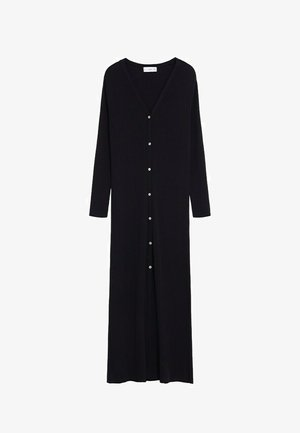 CANE-A - Jumper dress - svart