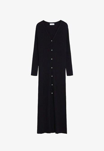 CANE-A - Jumper dress - svart