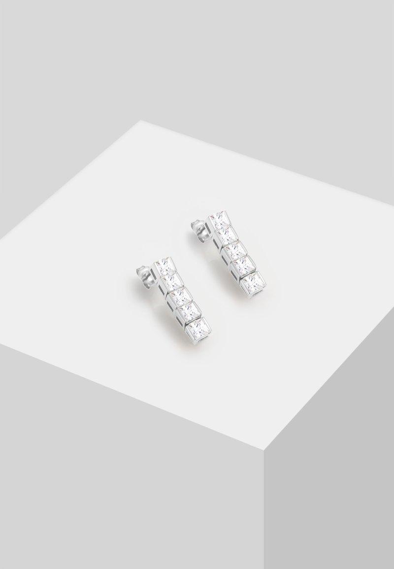 Elli - Earrings - silver