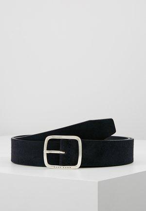 JOHAN - Belt - dark blue