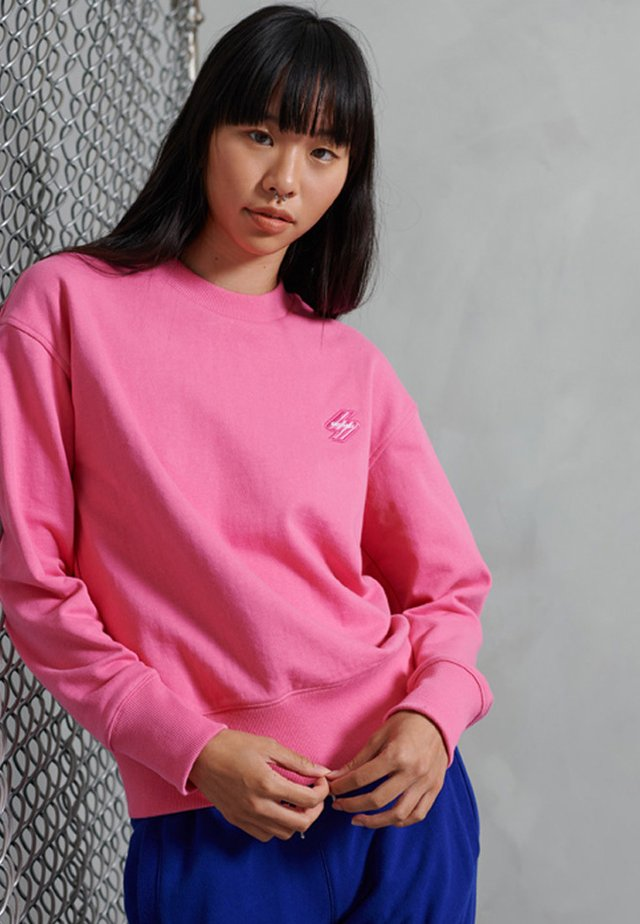 SPORTSTYLE - Bluza - marne pink