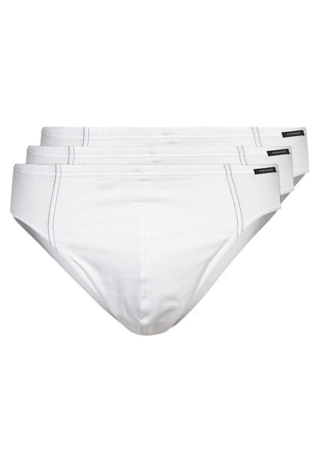 ESSENTIALS SUPERMINI 3 PACK - Briefs - 3 PACK - white