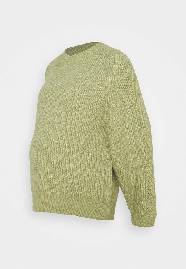 DOLMAN  - Pullover - green