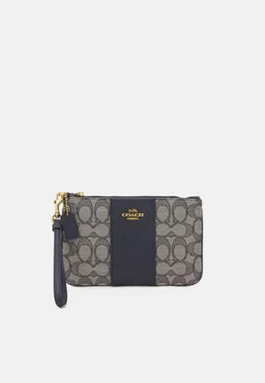 SIGNATURE SMALL WRISTLET - Pochette - midnight navy