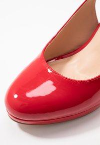 Anna Field - High heels - red - 2