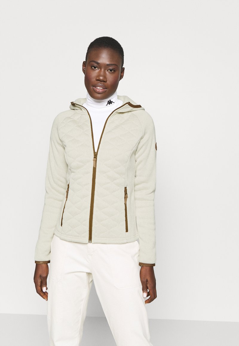 Icepeak - APPLEBY - Fleece jacket - beige