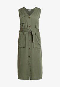 Moves - AURELI - Maxi dress - dusty green - 3