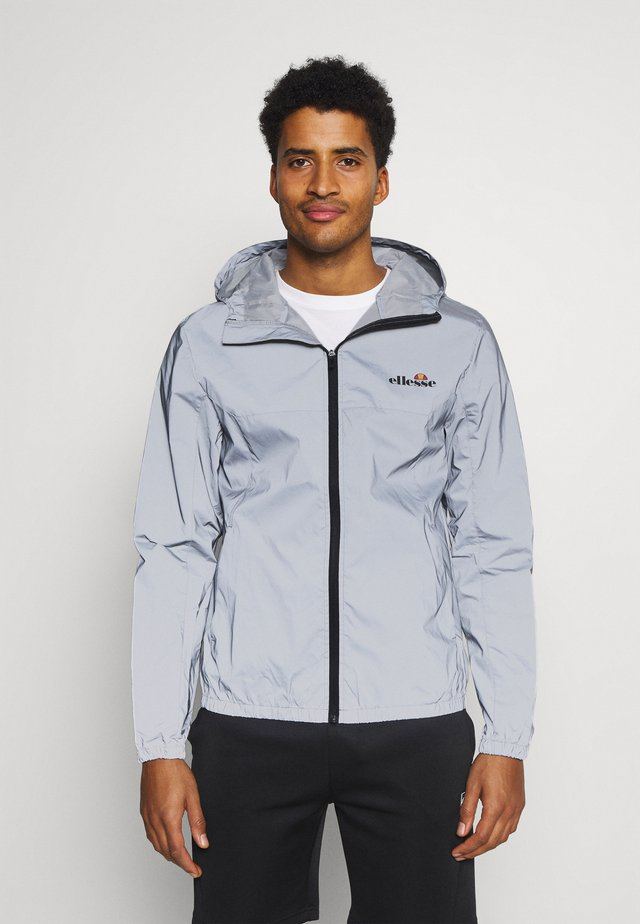 CESANET JACKET - Trainingsvest - silver