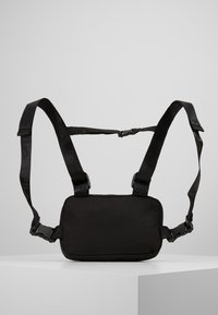 Fila - CHEST BAG - Reppu - black - 3