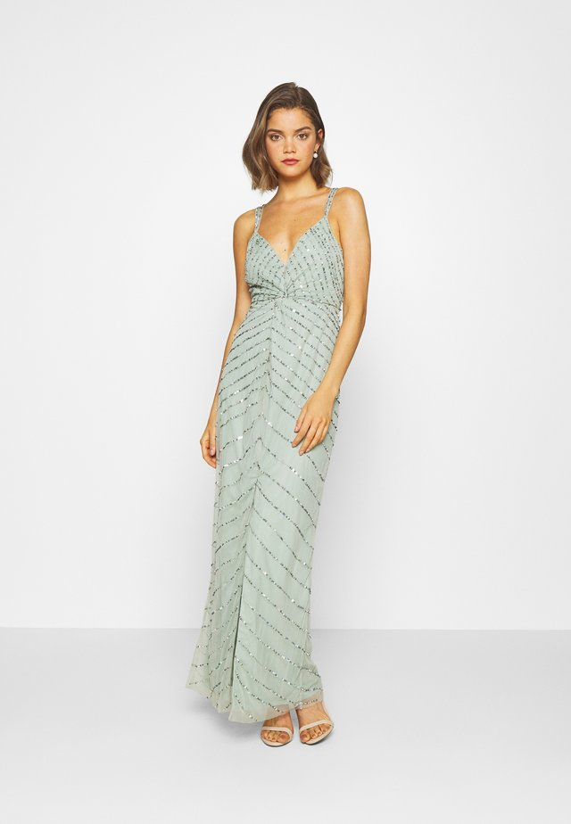 BELLA - Robe de cocktail - green