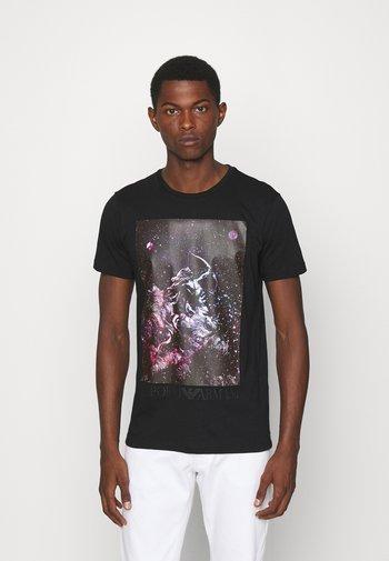 T-shirt imprimé - nero