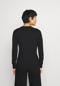 Anna Field - Langærmede T-shirts - black - 2